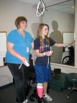 Rehab at Gillette