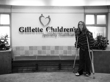 The day I officially left the hospital and went home!