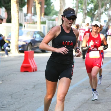 Nitchals, member of Team USA at the 2007 USA Duathlon Championships