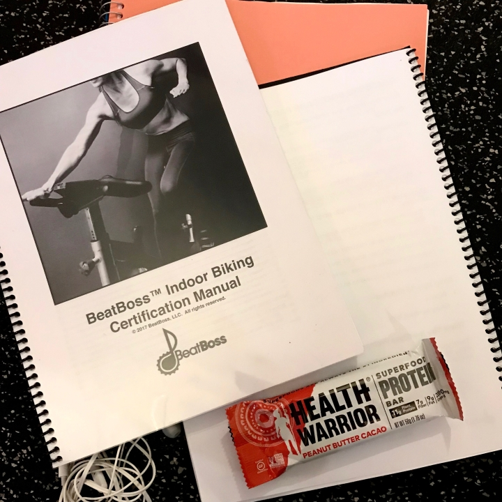 Beatboss Cycling Certification Review Healthy Intentions